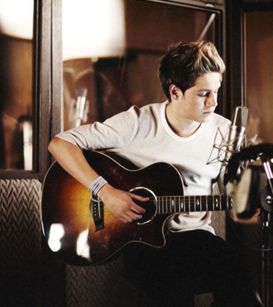 I love you with all youre little things <33 by Niall Horan #FanPage
