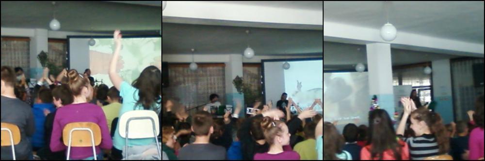 Such a small concert :3 by Andrejka Kočišová