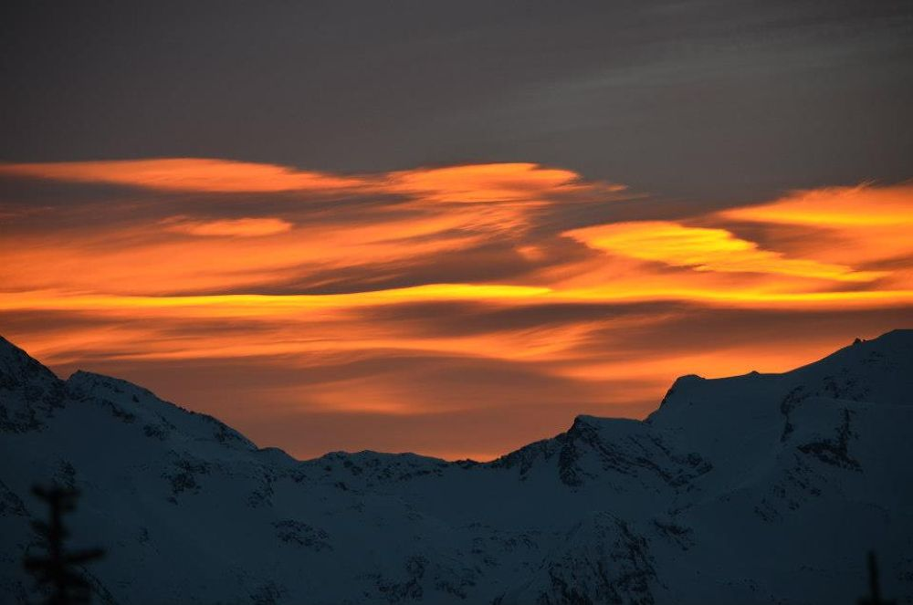 Blackcomb sunrise by Itsmemjt