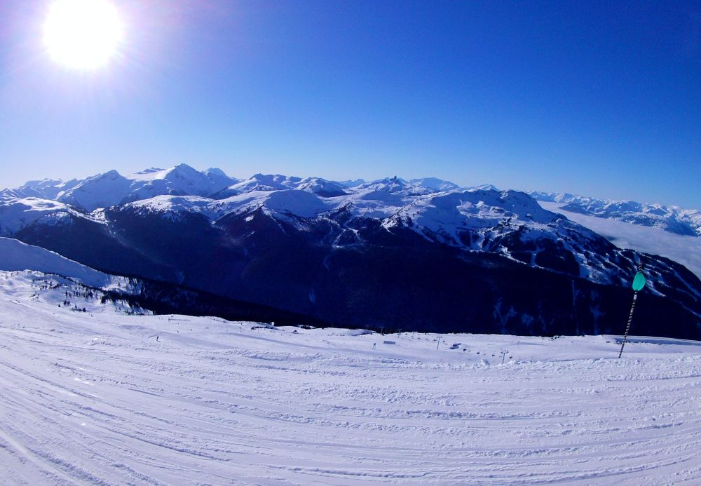 Whistler Mountain by Itsmemjt