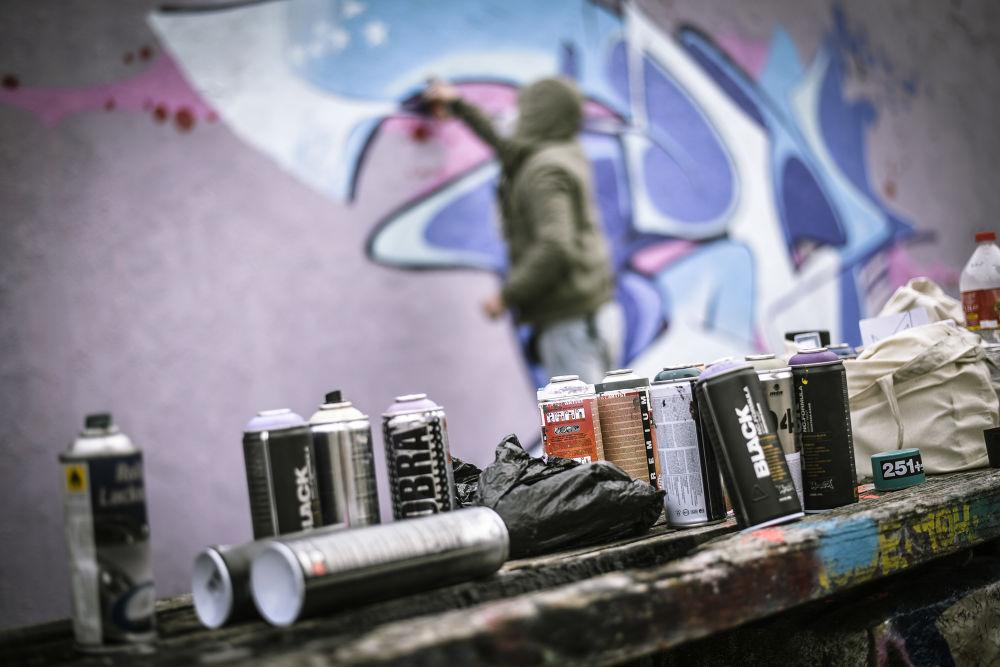 Sprayer by Carsten Busch