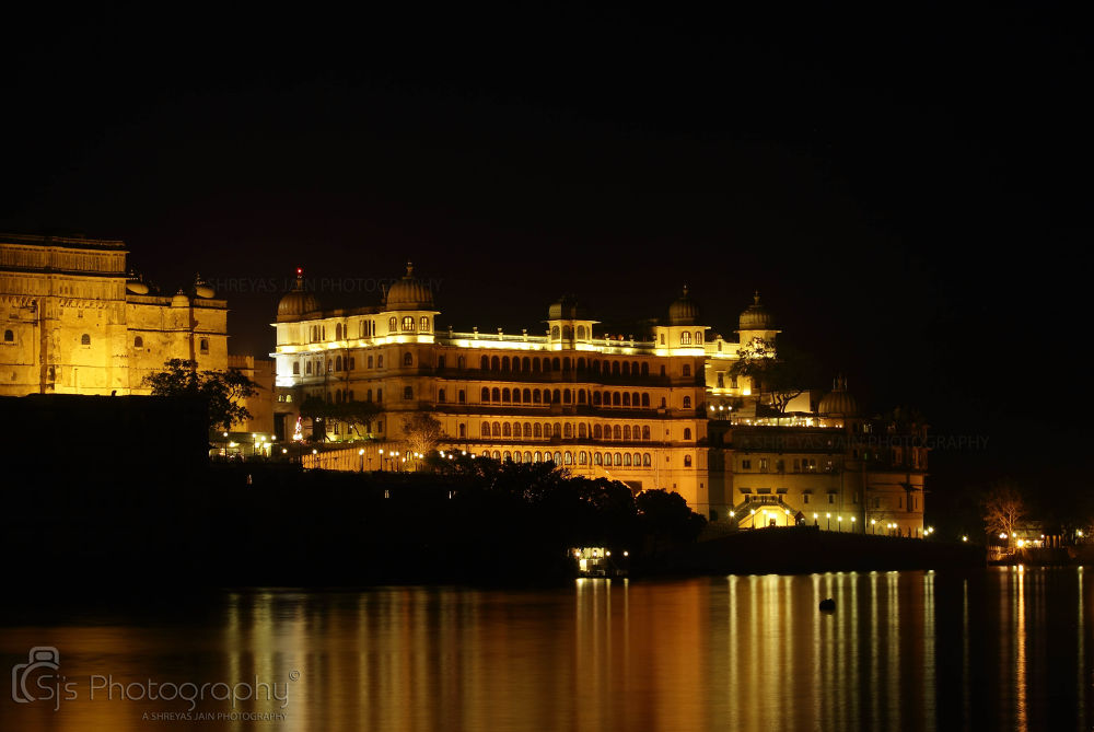 The CITY PALACE  by Shreyas Jain