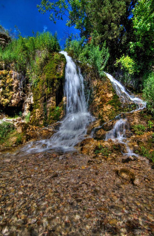 Nimrod Falls by Andrew Martin