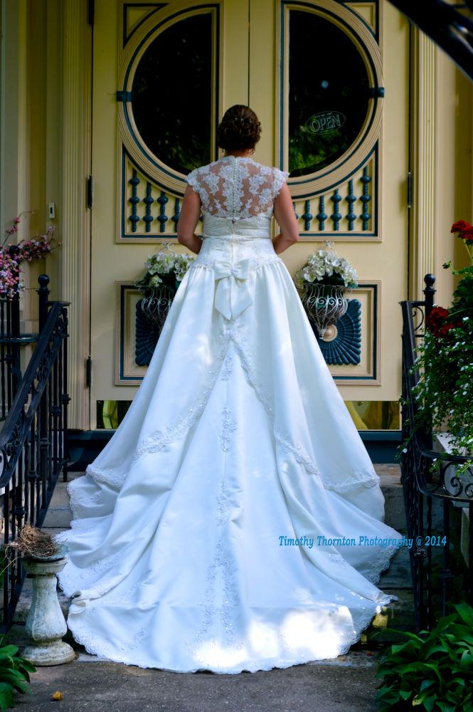 Wedding Dress by Timothy Thornton