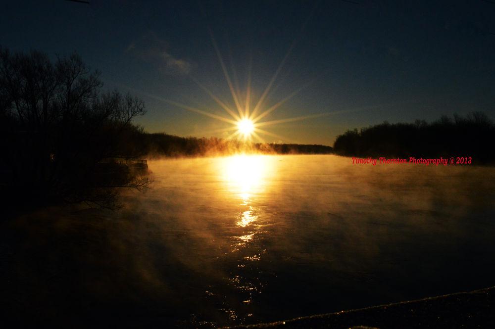 Morning Sun by Timothy Thornton