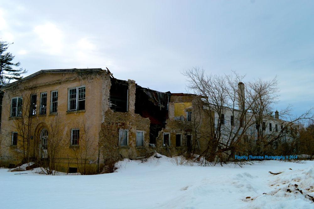 Abandoned Turkey Farm by Timothy Thornton