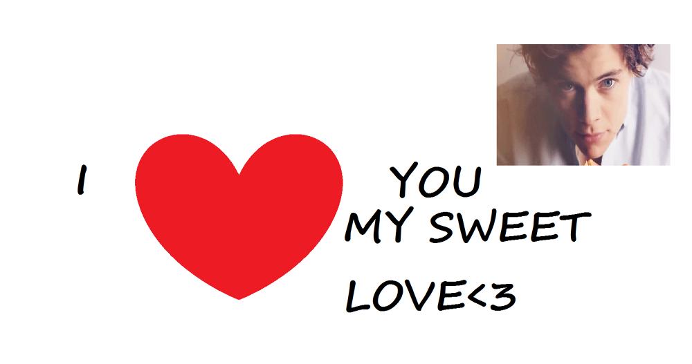 SWEET LOVE hazza by hazzaismylife