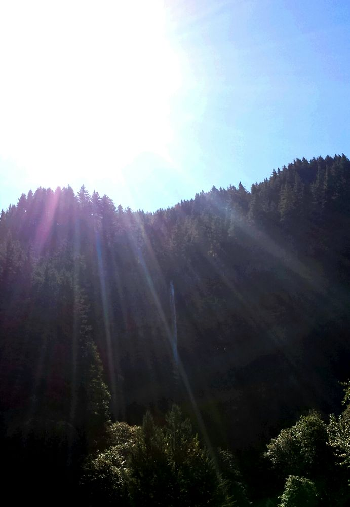 Multnomah Falls by mnmphotoart