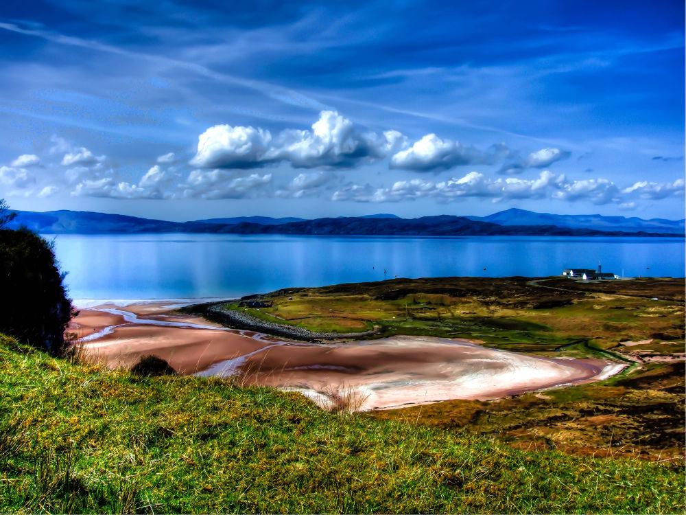 Applecross  West Coast Scotland by John Bird