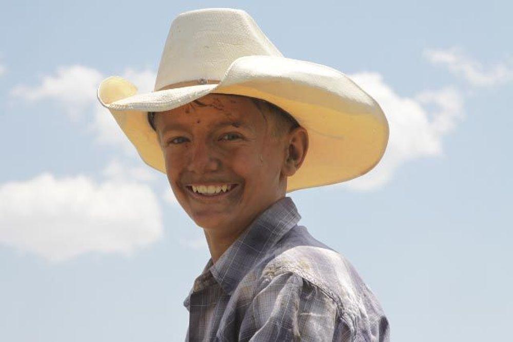 Dusty Cowboy by Carole Martinez