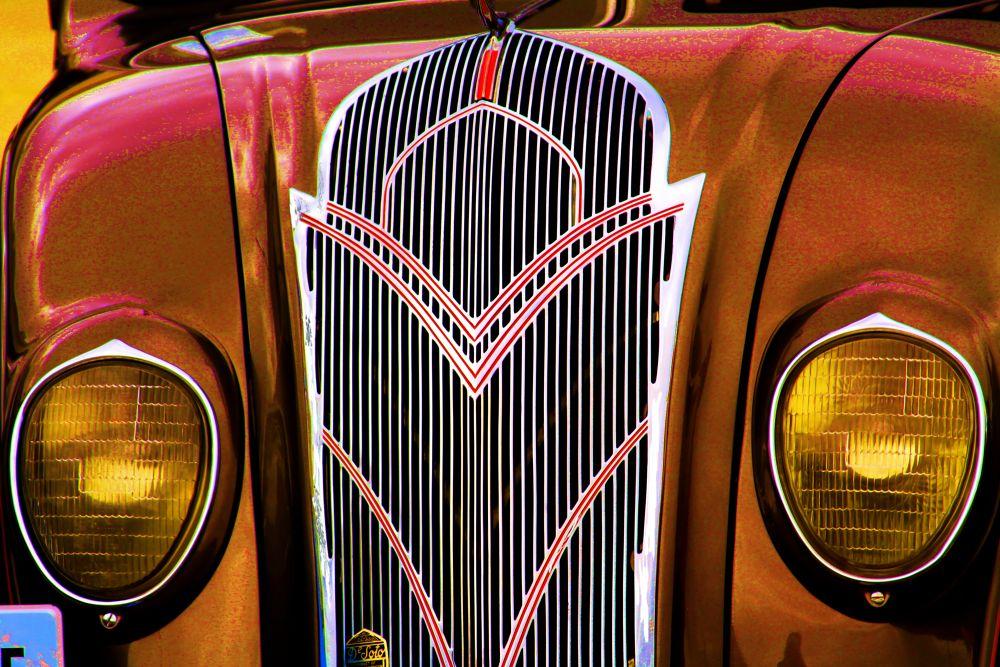 Grand Old Car by Carole Martinez