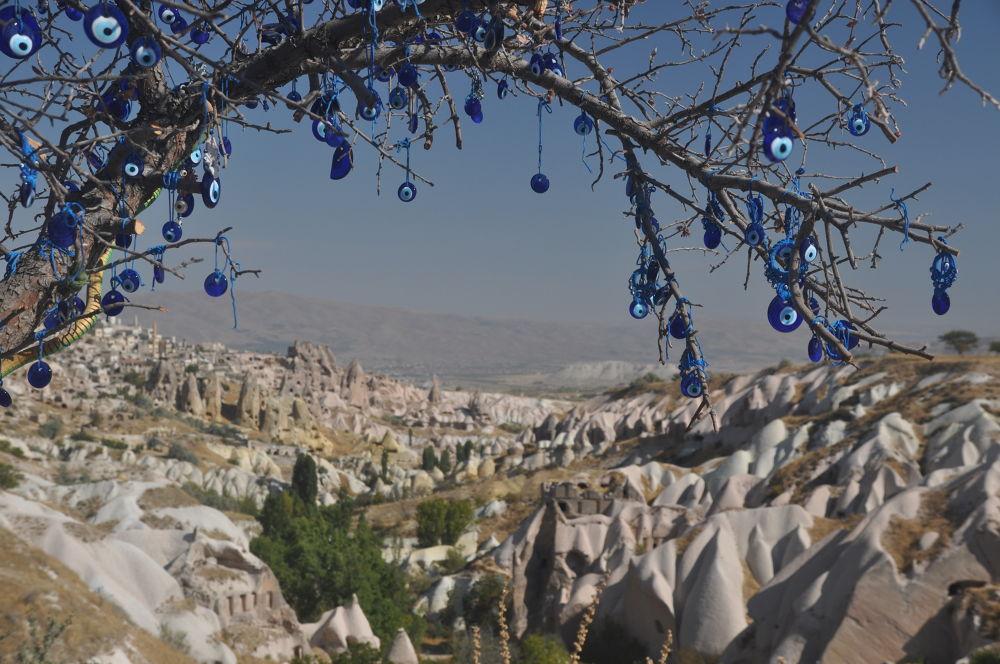 Capadocia by Abdurrahman Aksoy