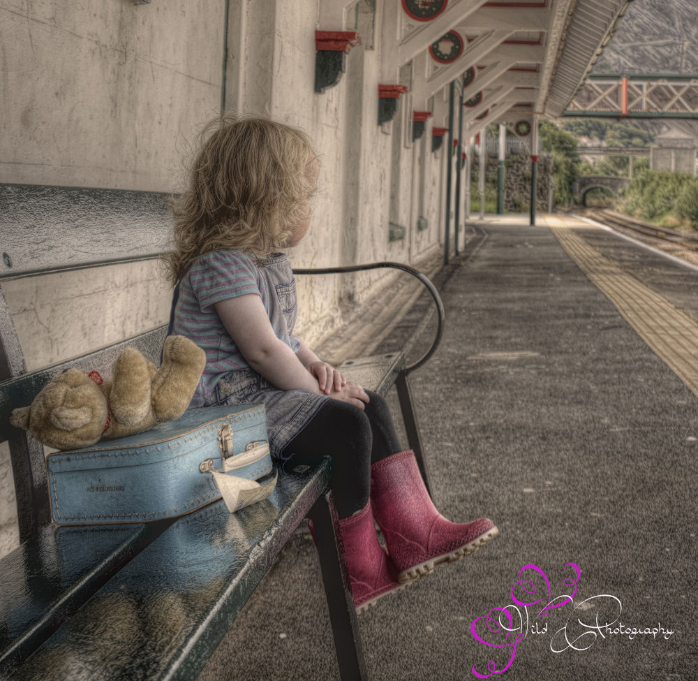 Waiting For Daddy by Cheryl Wild