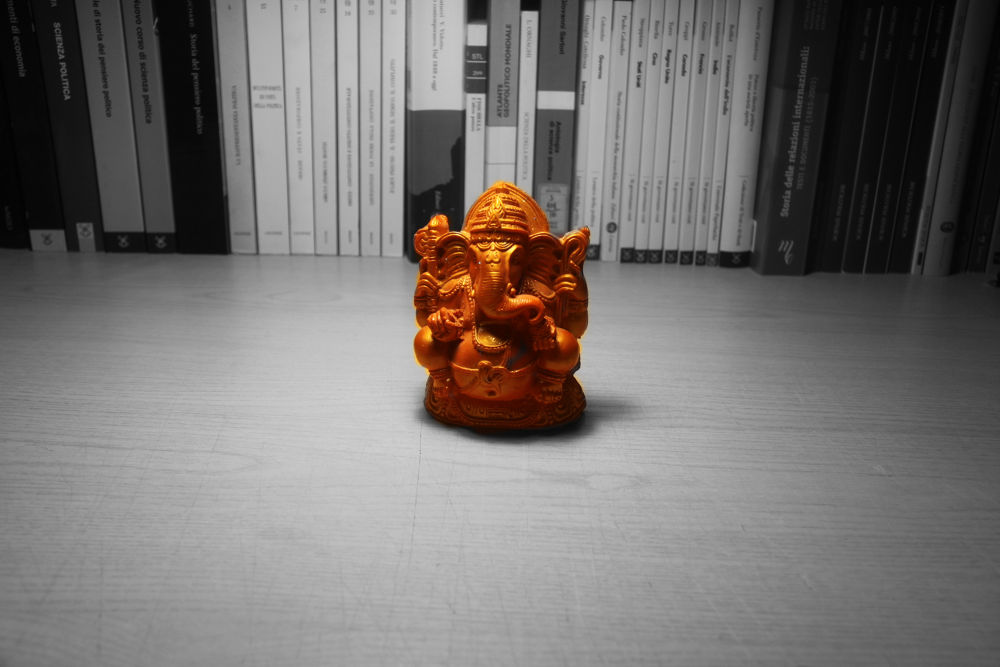 Ganesh1 by AlbertoTagliapietra