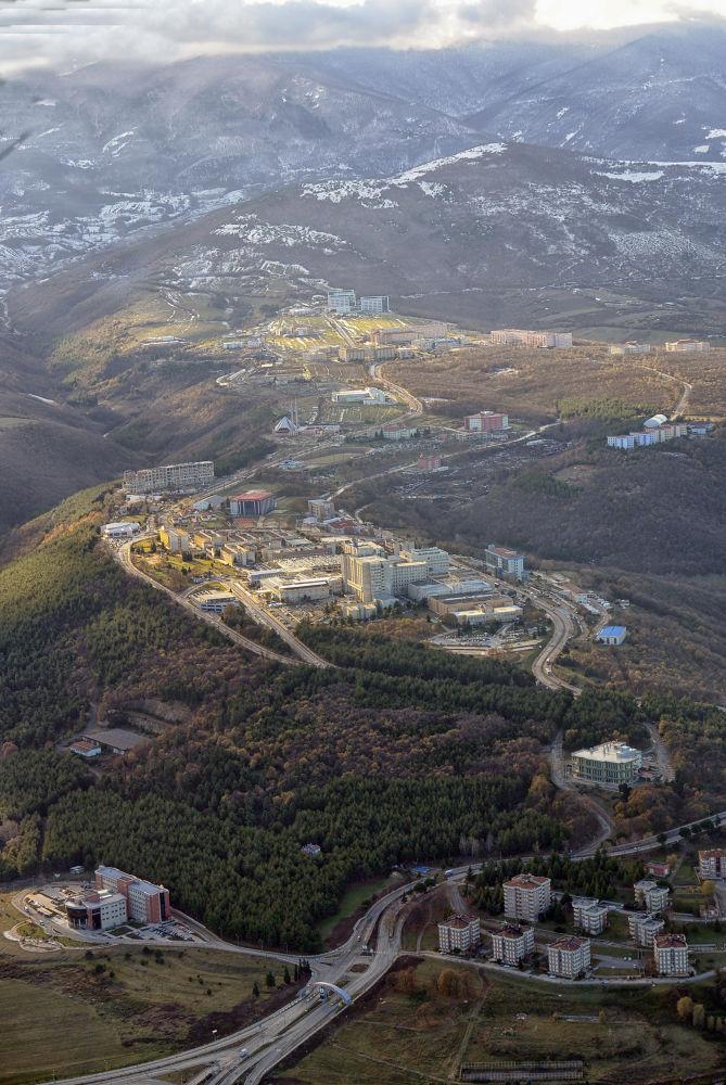 Ondokuz Mayis University Samsun, Turkey by Hakan Leblebicoglu by Hakan Leblebicioglu