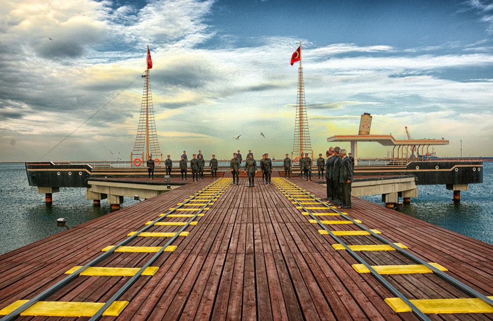 tutun iskelesi, Samsun, Turkey by Hakan Leblebicoglu by Hakan Leblebicioglu
