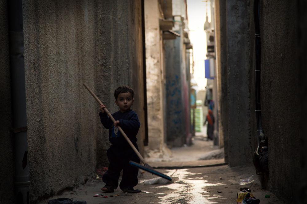 kids camp by Ayesh Haroon
