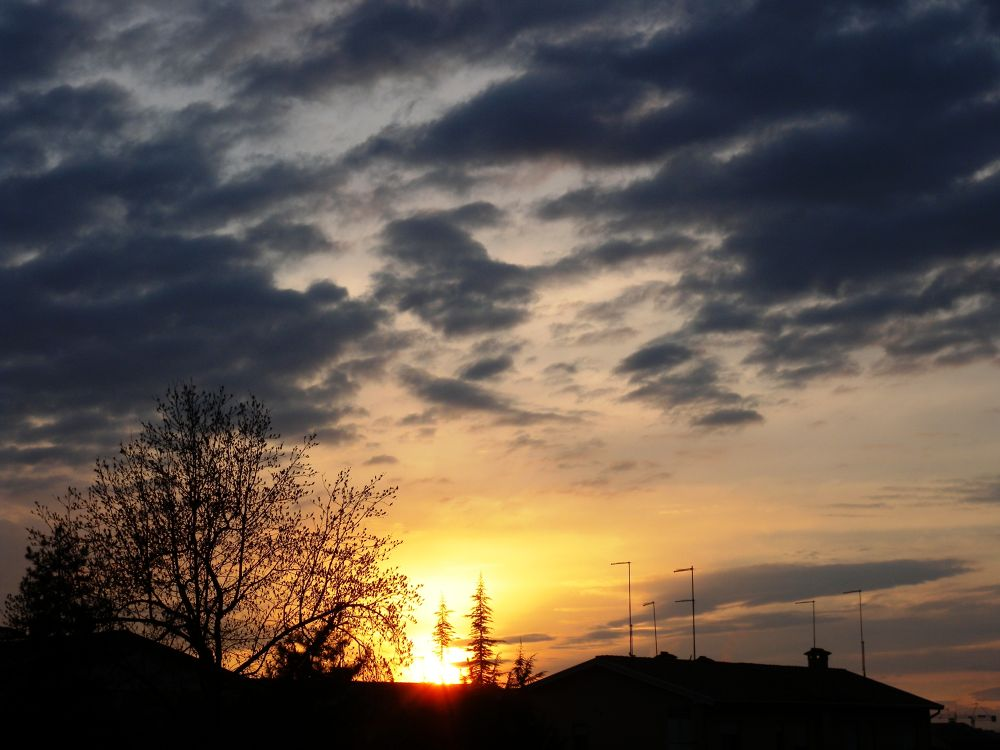 Tramonto by Reby Costa