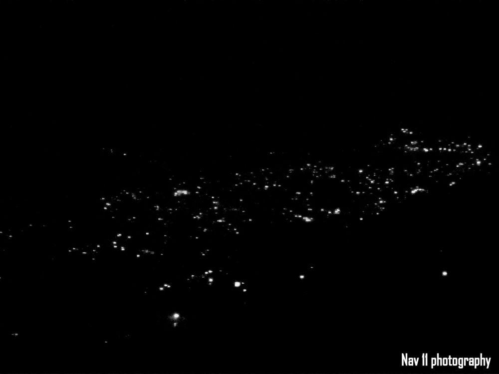that's Gangtok ..! by Navdeep Thapa