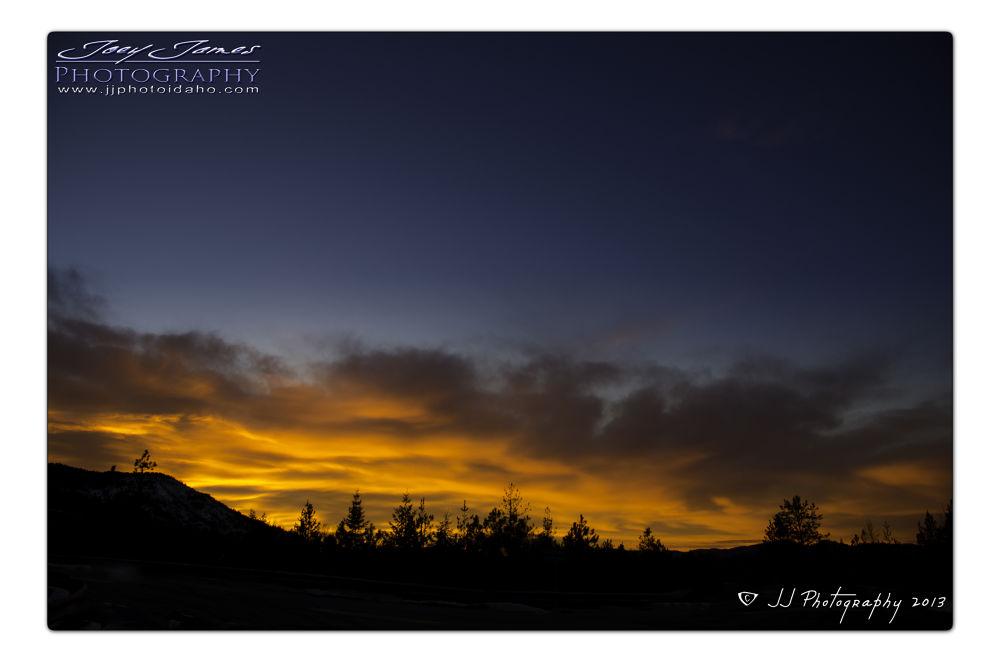 sunset cataldo by Joey James