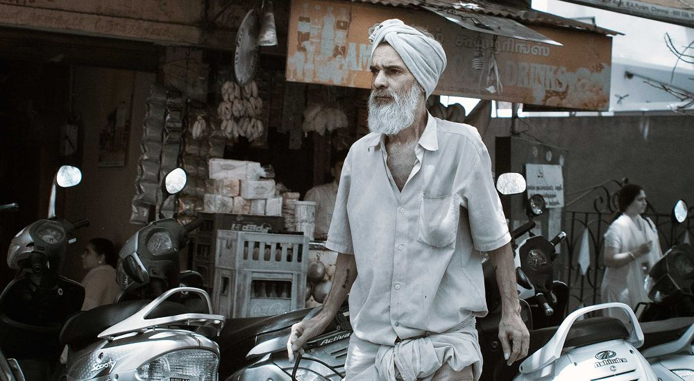 old and wise by Wanderlust India
