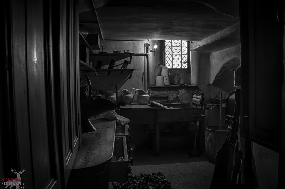 Photo in Black and White #black and white #hardwick hall