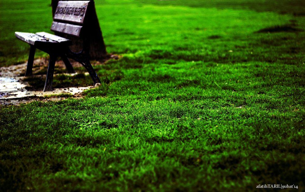 derin bir sessizlik by Ahmet fatih Tarıl