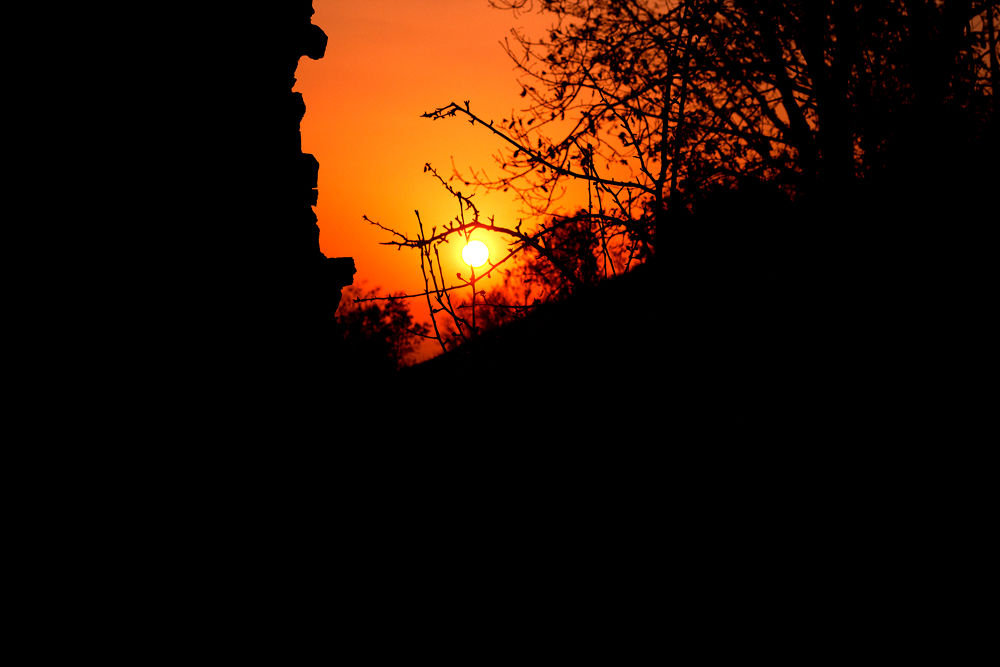 akşamın bir vakti by Ahmet fatih Tarıl