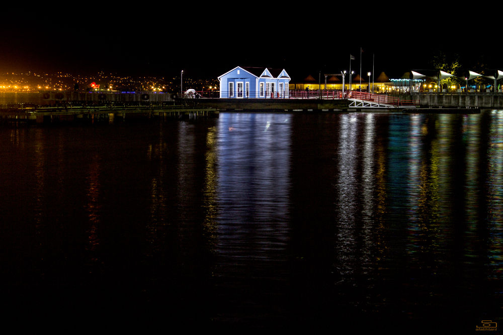 bir gece vakti sekapark by Ahmet fatih Tarıl