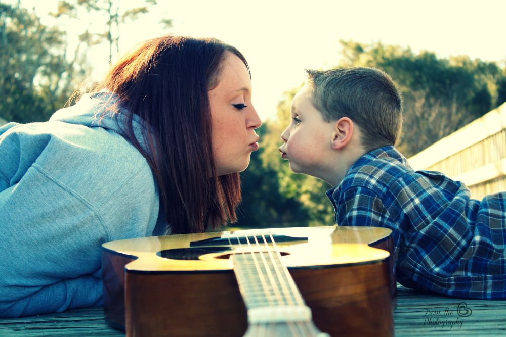 Moments between a mother and her son  by Fromtheheartphotography