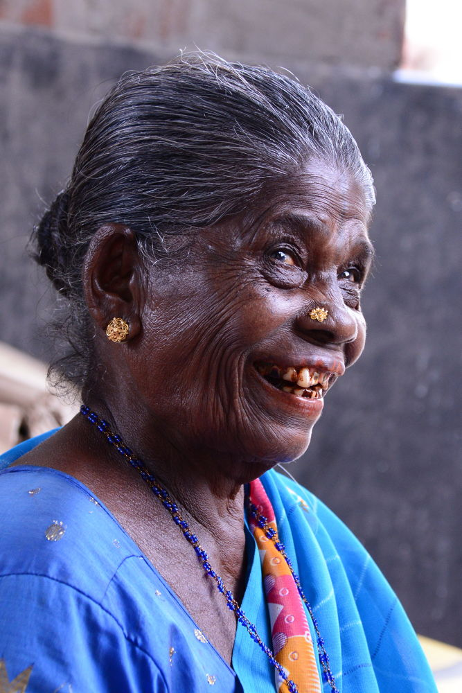 grandma by Jai Kumar