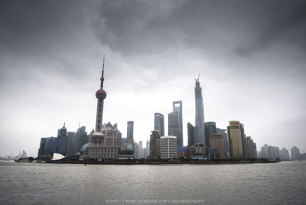 เกาะเจ้าพ่อเซี่ยงไฮ้ ประเทศจีน by Jack Devilz