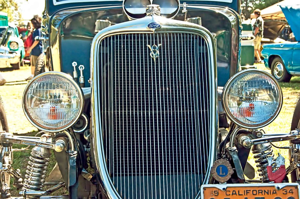 '34 Chevy Coupe by PhotosByAllan