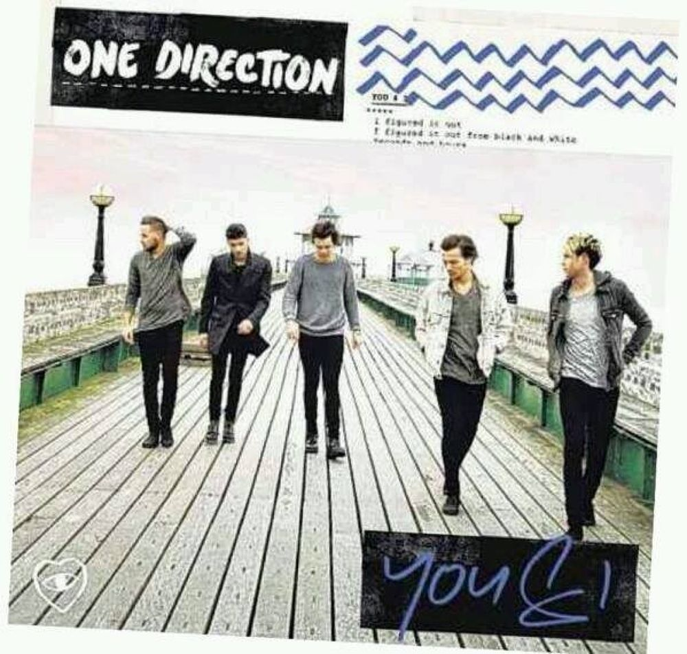 you and I by Harry Styles (✔)