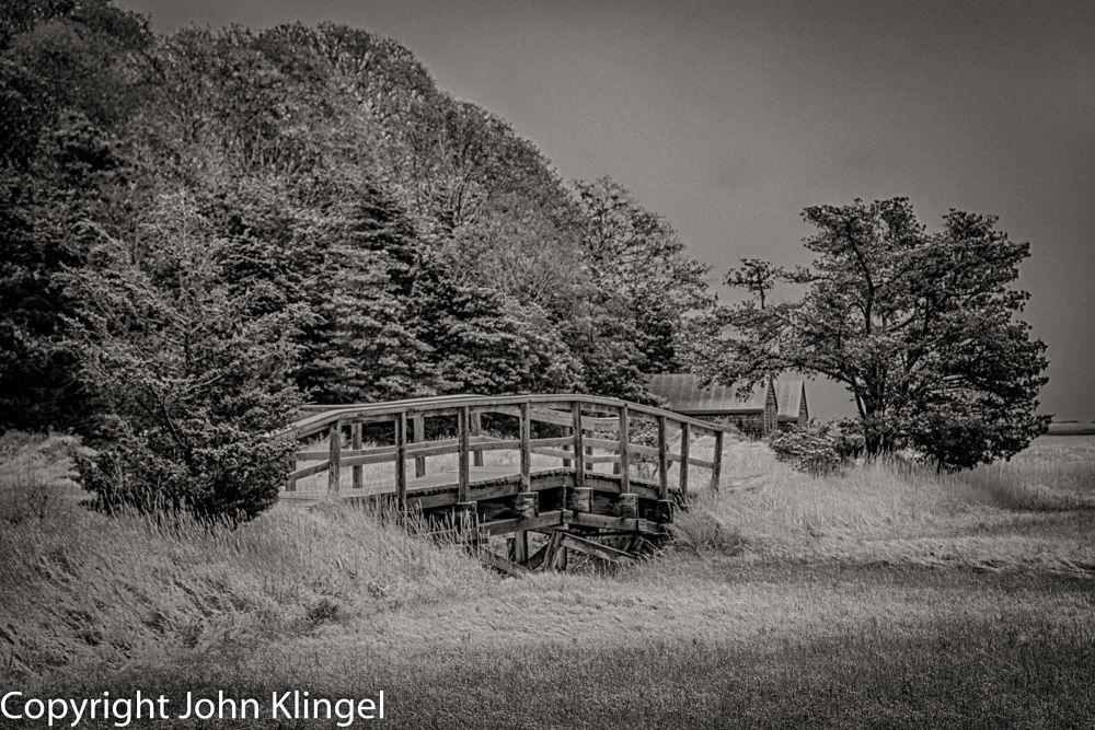 First Snow by John Klingel