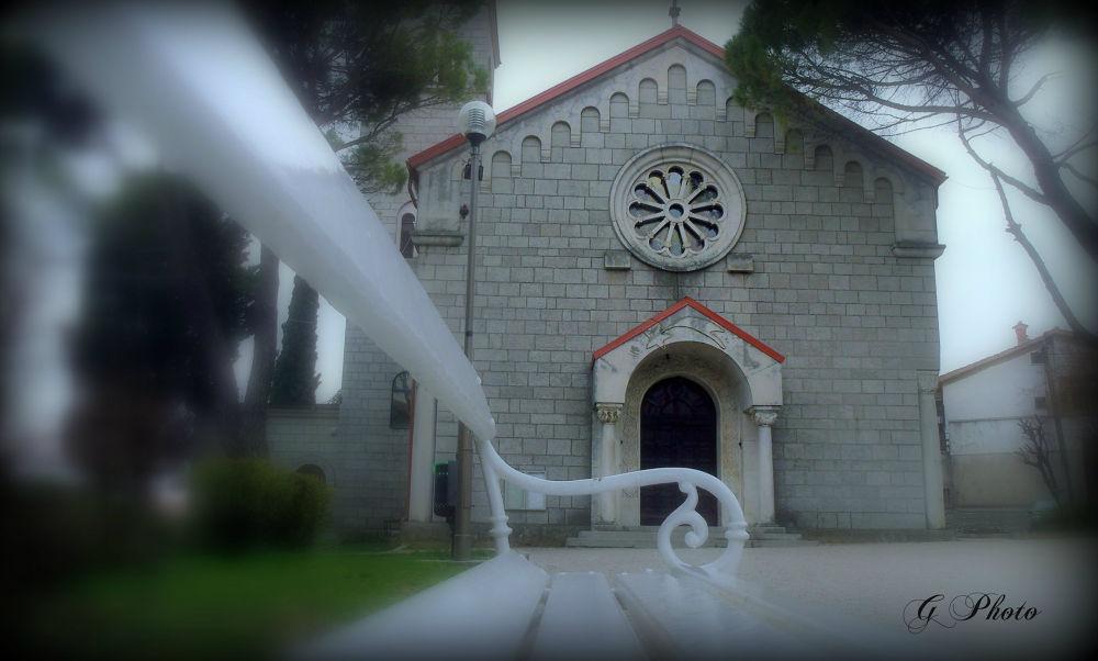 Evangelical pentecostal church,Rijeka by Gordana