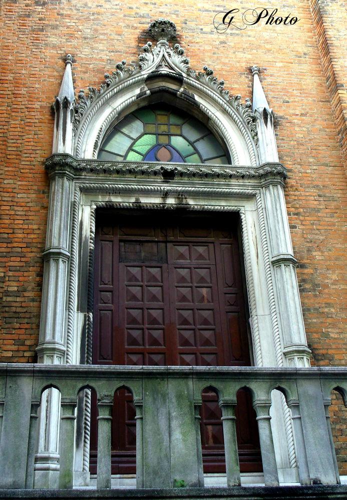 Capuchin Church of Our Lady of Lourdes,Rijeka by Gordana