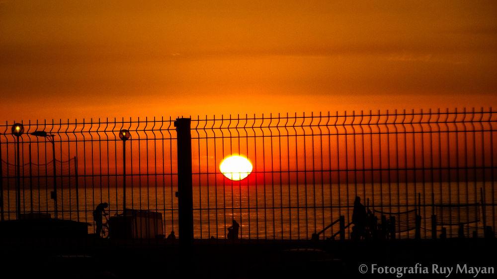 Sunset by RuiMaia