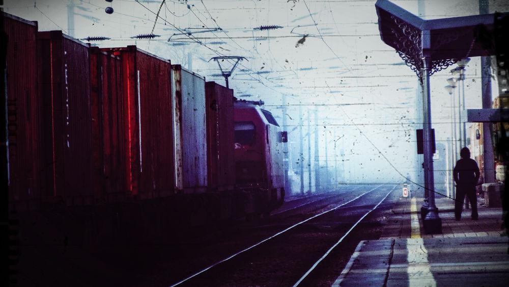Train by RuiMaia