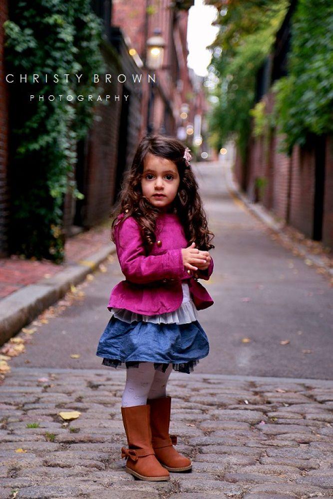 boston child portrait by Christy Brown