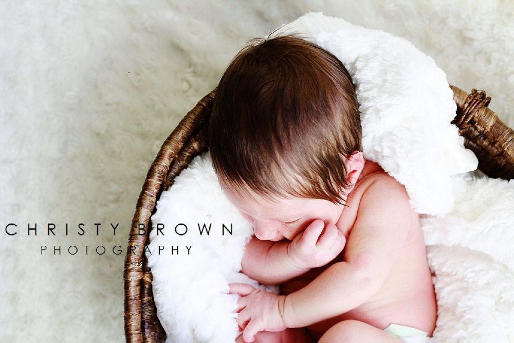 NEWBORN by Christy Brown