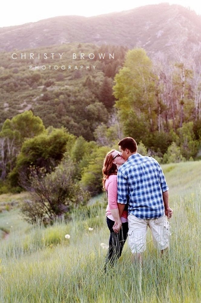 engagement session by Christy Brown