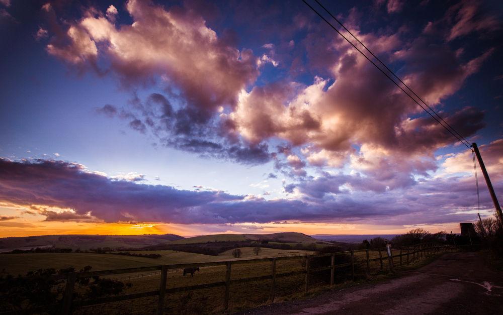 Sussex Downs by Jamie Pryer