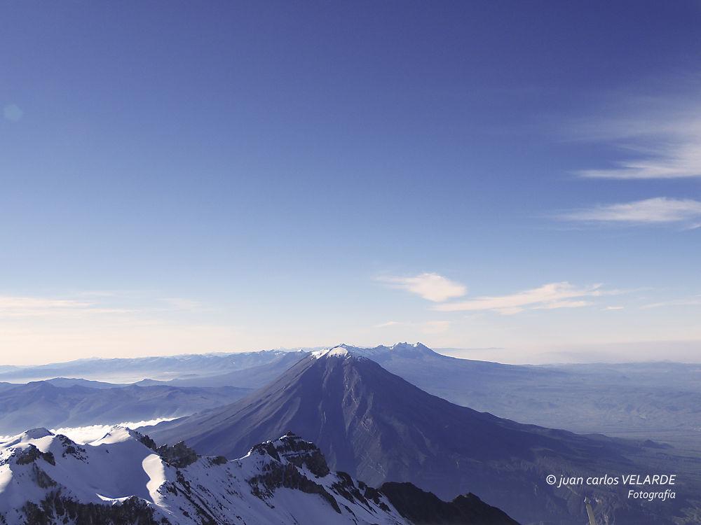 Volcán Misti by Juan Carlos Velarde