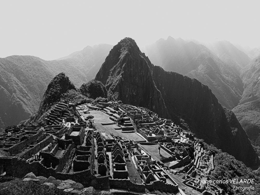 Machu Picchu Classic by Juan Carlos Velarde