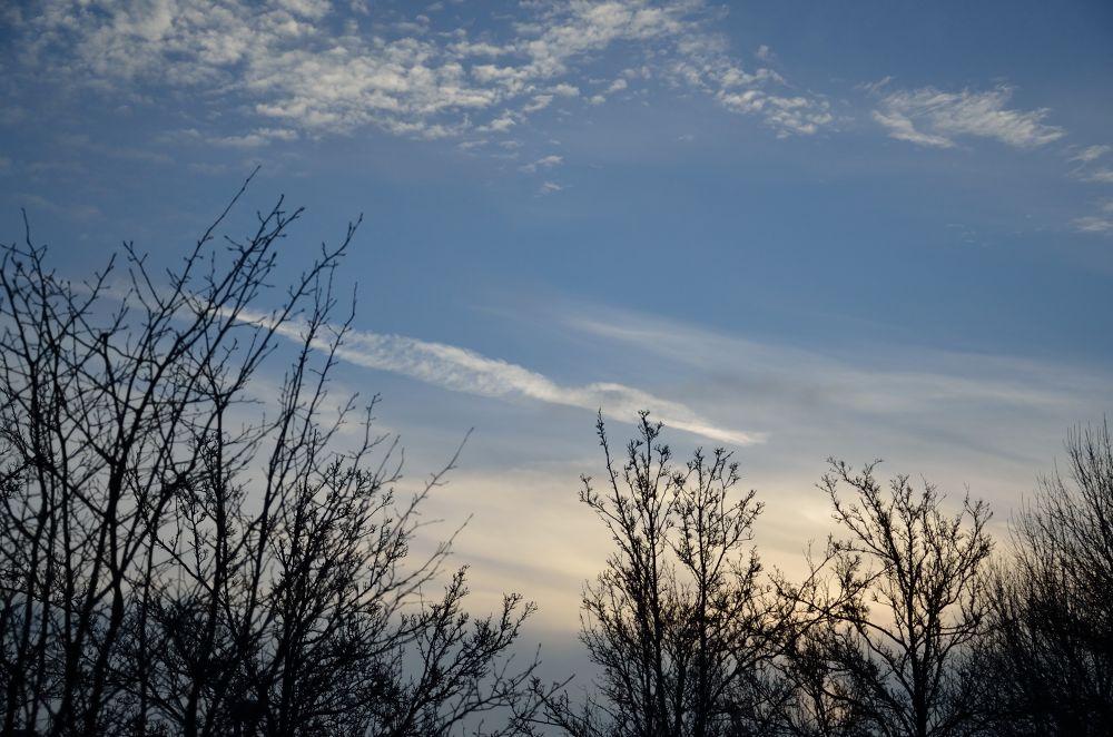 Beautiful Skies by Baruch Menahem