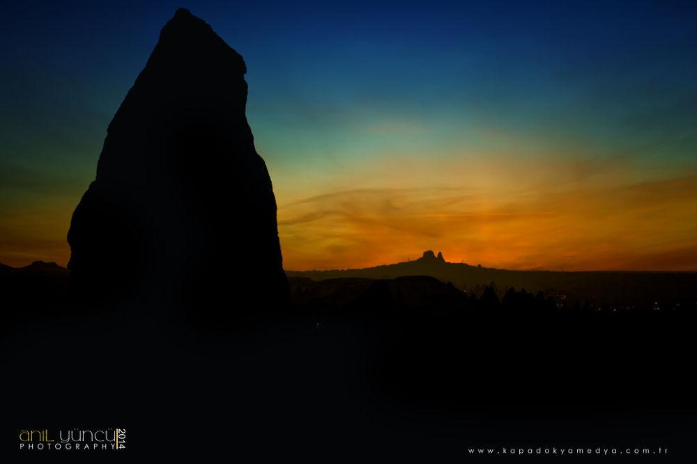 Cappadocia - Kapadokya by anilyuncu