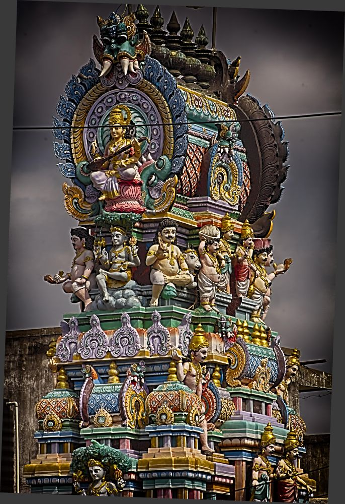 TEMPLE TOP by Shivas Sivakumar