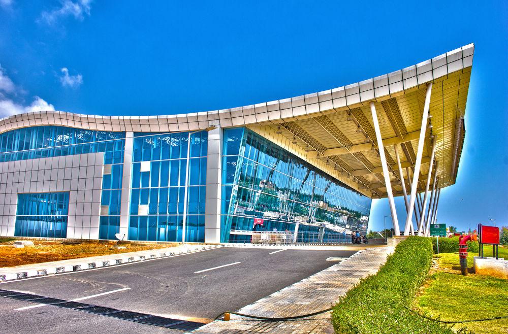 PONDICHERRY MINI AIRPORT by Shivas Sivakumar