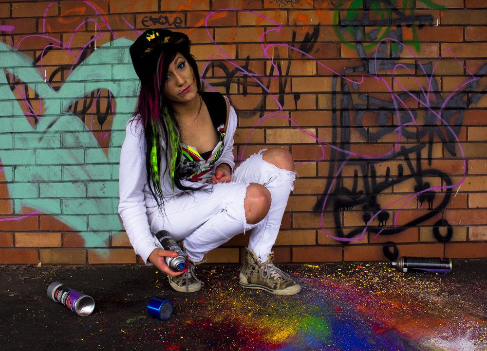 Youth of Timaru, New Zealand by Phoenix Nicolson